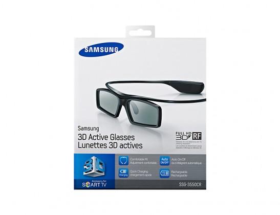 3D okuliare Samsung SSG-3570CR 3D brýle