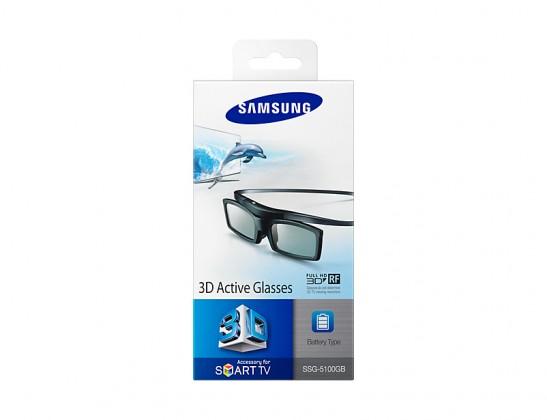 347416178 ... 3D okuliare Samsung SSG-5100GB 3D brýle