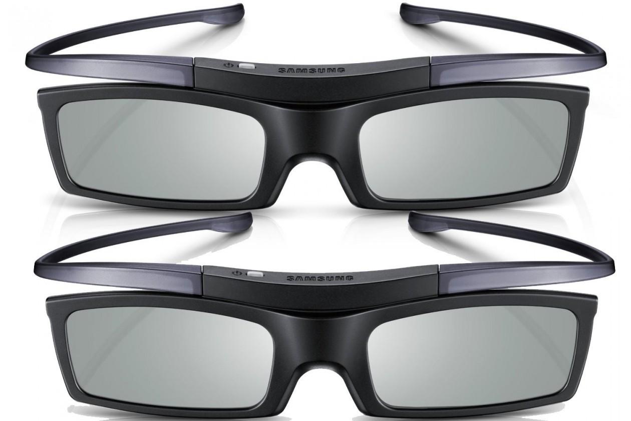 3D okuliare Samsung SSG-P51002 3D okuliare ROZBALENÉ