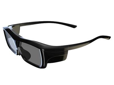 3D okuliare  Sharp AN3DG20B