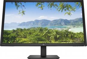 """4K monitor HP V28, 28"""", 3840x2160, 1 ms, 60 Hz, čierna"""