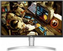 "4K monitor LG 27UL550-W.AE, 27"", 5 ms, 60 Hz, čierna"