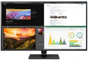 "4K monitor LG 43UN700-B.AE, 43"", 8 ms, 60 Hz, čierna"