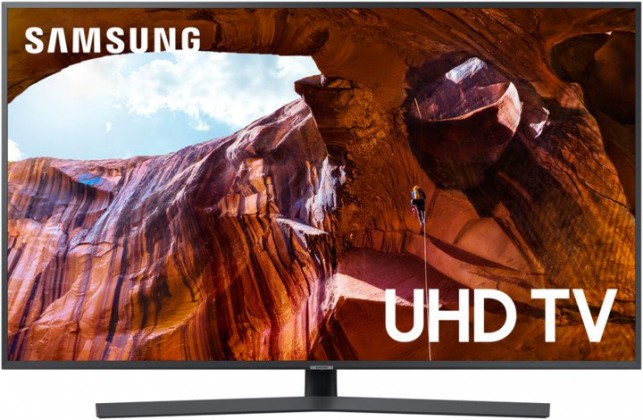 05e9df1c9 ... 4K Ultra HD televízory Smart televízor Samsung UE50RU7402 (2019) / 50