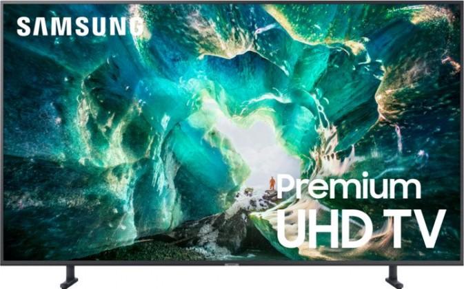 4K Ultra HD televízory Smart televízor Samsung UE55RU8002 (2019) / 55 (138 cm)