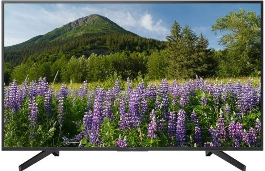 a51ec0c22 ... 4K Ultra HD televízory Smart televízor Sony Bravia KD43XF7096 (2018) /  43
