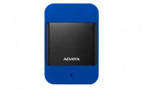 """A-Data HD700 1TB/Externí/USB 3.0/2,5""""/Blue (AHD700-1TU3-CBL)"""