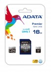 A-Data SDHC Premier 16GB UHS-I class 10