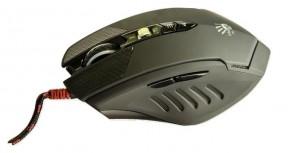 A4tech BLOODY T70 Terminator herní myš,4000DPI,160KB paměť, USB + ZADARMO podložka pod myš Razer Goliathus v hodnote 11,9 EUR