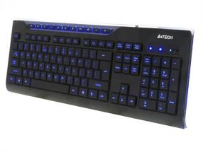 A4tech KD-800L multimediálna USB CZ, čierna