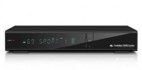 AB Cryptobox ABCR752HD Satelitní prijímač 752HD DVB-T2/S2/C