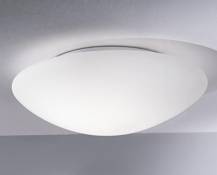 Abano - E27, 60W, 40x40x13 (biela)