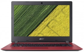 Acer Aspire 1 (A114-31-P5LZ), červená NX.GQAEC.004