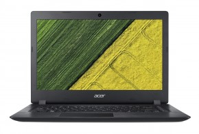 Acer Aspire 1 (A114-31-P9E8), černá NX.SHXEC.012 + darček batoh Nike Academy