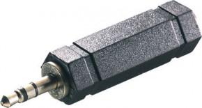 Adaptér Vivanco 3,5mm / 6,3mm PB 502