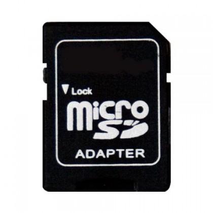 Adaptéry  Adaptér microSD na SD/SDHC