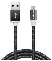 Adata AMUCAL-100CMK-CBK Micro USB, 1m, cierný