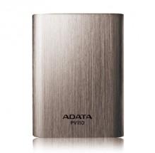 ADATA PV110 Power Bank 10400mAh, titánová