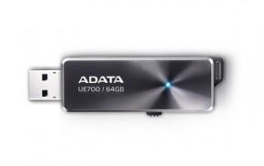 ADATA UE700 64GB, USB 3.0, čierna