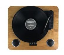 Akai ATT-09 Gramofon POUŽITÉ, NEOPOTREBOVANÝ TOVAR