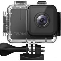 """Akčná kamera Apeman A100 trawa 2 """", 4K, WiFi, 170 ° + prísl. POUŽ"""