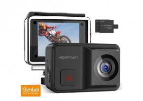 """Akčná kamera Apeman A85 2 """", 4K, WiFi, + prísl."""
