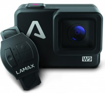 Akčná kamera Lamax W9, 4K, Wi-Fi, elekt.stabilizace +17ks prísl.