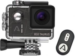 Akčná kamera Lamax X10 Taurus, 4K, záber 170° + príslušenstvo