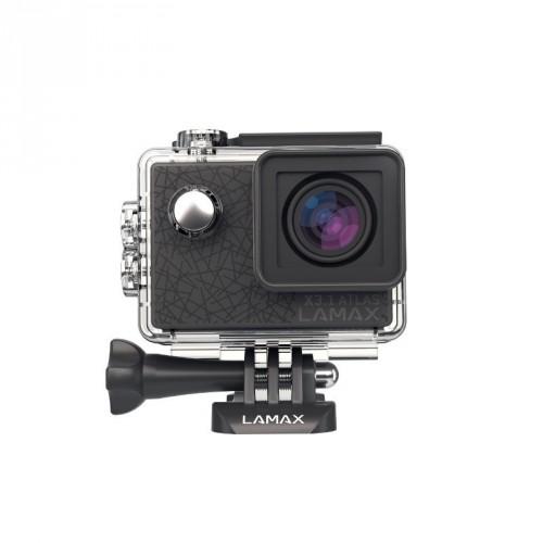 Akčná kamera Lamax X3.1 ATLAS, 2,7km, záber 160° + prísl.