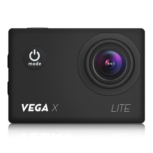 Akčná kamera Niceboy VEGA X lite, FULLHD, Wi-Fi, vodotesná
