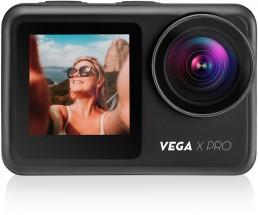 """Akčná kamera Niceboy Vega X PRO 2"""", 4K, WiFi, 170° + prísl. ROZBA"""