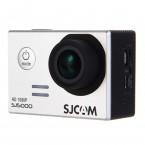 Akčná kamera SJCAM SJ5000 + kopa príslušenstva, biela