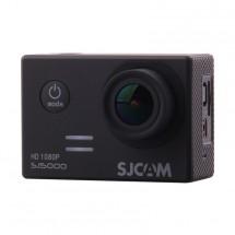 Akčná kamera SJCAM SJ5000 + kopa príslušenstva, čierna