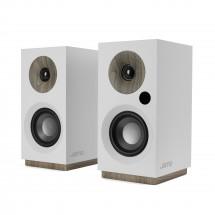 Aktívny stereo reprosystém JAMO S 801PM, biely