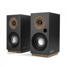 Aktívny stereo reprosystém JAMO S 801PM, čierny