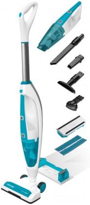 Akumulátorové vysávače Vysávač a mop Concept VP4200 Perfect Clean, 3v1