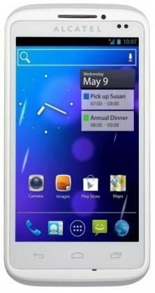 Alcatel 993D White (993D-2BALCZ1)