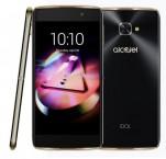 Alcatel OT-6070K IDOL 4s, čierna/zlatá