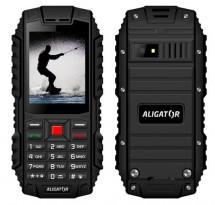 Aligator R12 eXtremo, čierna