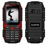 Aligator R12 eXtremo, čierno - červená