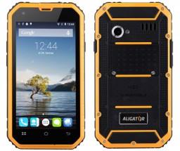 Aligator RX450 eXtremo; černo-žlutý