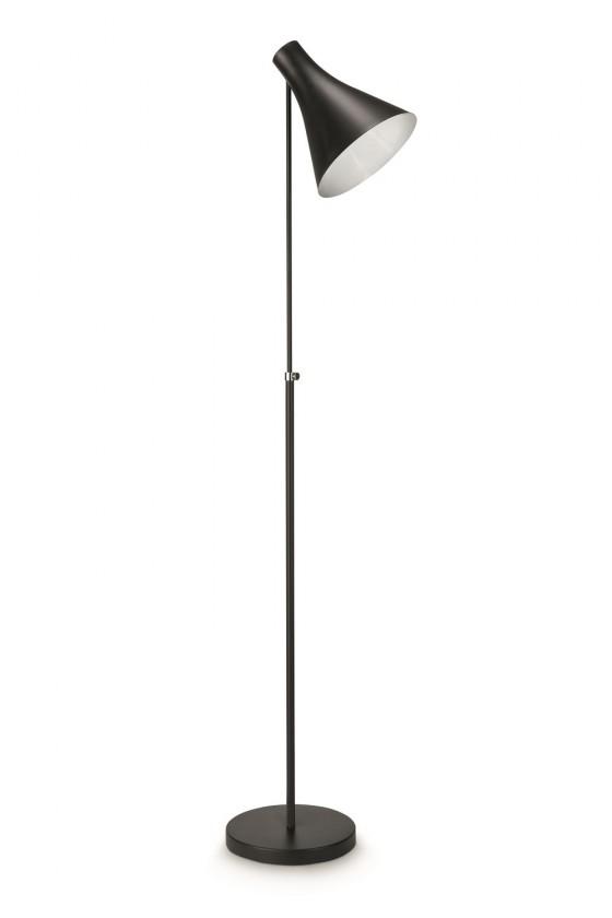 Aline - Lampa E 27, 25cm (čierna)