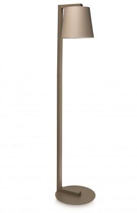 Aline - Lampa E 27, 37,3cm (myší šedá)