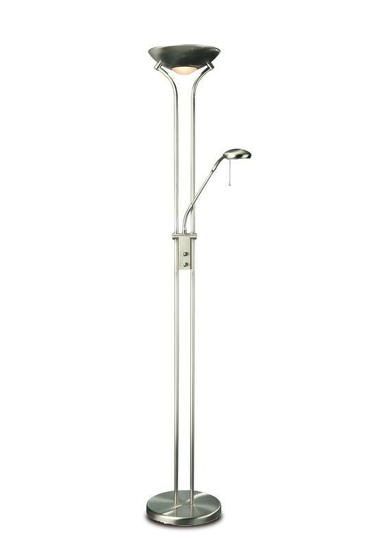 Aline - Lampa R7s, 29cm (matný chrom)