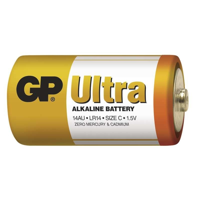 Alkalické batérie  GP GP14AULR14 (1014312000)