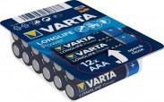 Alkalické batérie Longlife Power AAA  12ks
