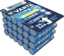 Alkalické batérie Longlife Power AAA  24ks POŠKODENÝ OBAL