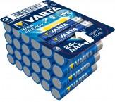 Alkalické batérie VARTA HIGH ENERGY AAA 24ks