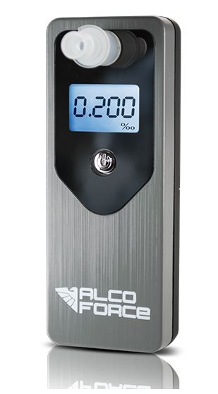 Alkohol tester Alkohol tester AlcoForce Optima