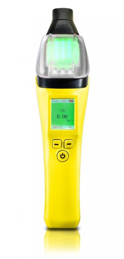 Alkohol tester Alkohol tester AlcoForce Raptor AT7000